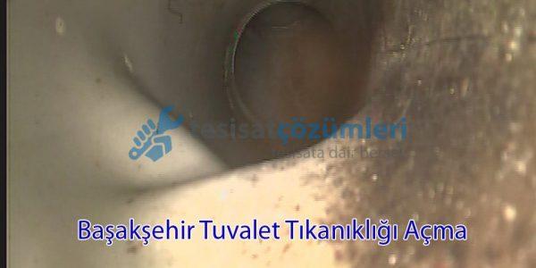 başakşehir tuvalet tıkanıklığı açma