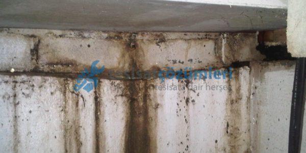 betondan su sızması nasıl önlenir