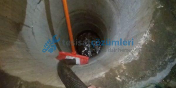 kanalizasyon tıkanıklığı nasıl açılır