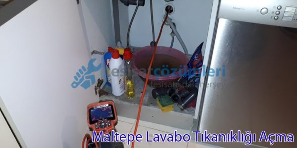maltepe lavabo tıkanıklığı açma